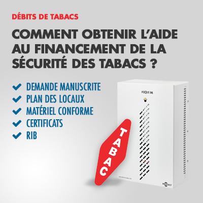 Comment obtenir l'aide à la sécurité des débits de tabac ?